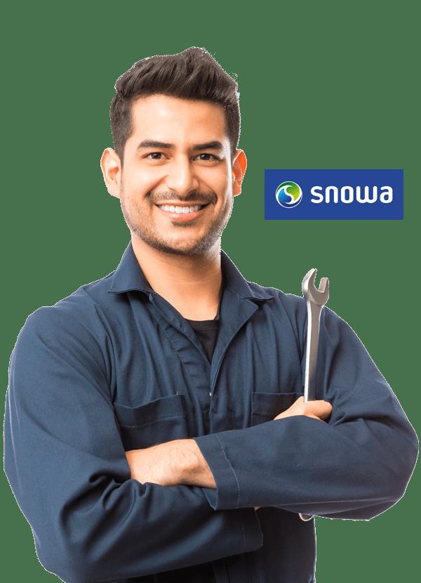 تعمیرات ماشین لباسشویی اسنوا