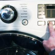 انواع مشکلات ماشین لباسشویی ال جی