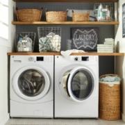 10 مشکل رایج ماشین لباسشویی